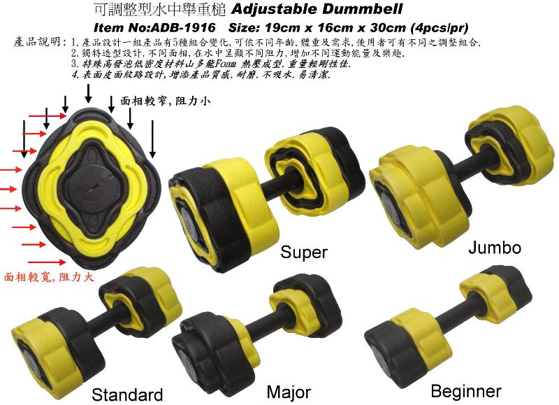 Adjustable Dummbell