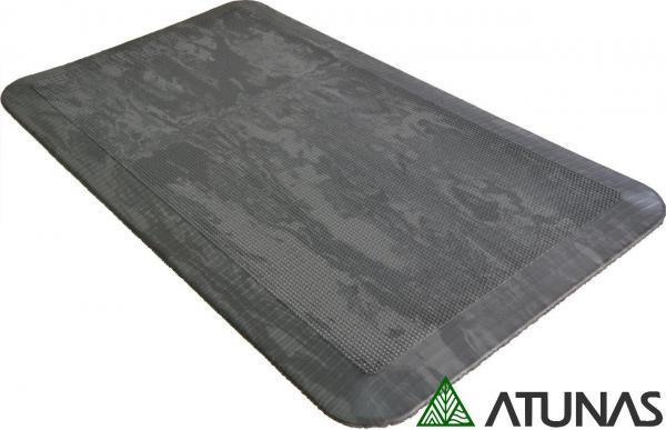Anti-Fatigue MAT BLACK GRAY